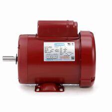 110088.00 1HP LEESON Electric Motor, TEFC, 1725 Rpm, 56, 1Ph. 115/230V. 110088