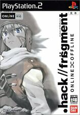 Sony PlayStation 2 PS2 .hack//fragment BANDAI NTSC-J