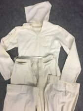 US Navy Uniform White top and pants Named Jumper military