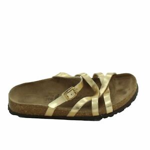 Betula Women's Sandals 7 Yellow, Blend - other