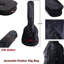 """38"""" 3/4 Size Acoustic and Classical Guitar Carrying Carry Case Bag Holder Sleeve"""