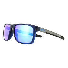 Oakley Occhiali da sole Holbrook MIX oo9384-03 opache TRASLUCIDO BLU PRISMA