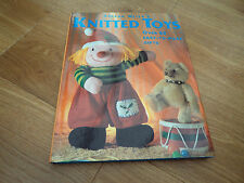 Knitted Toys Hardcover Book - Sharon Welch