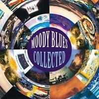 MOODY BLUES - COLLECTED  2 VINYL LP NEU