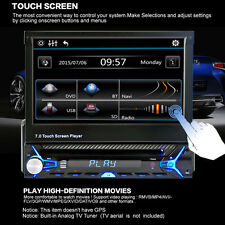New 7 Inch 1Din Car Bluetooth MP5 Player HD Touch Screen Bluetooth MP5 Player