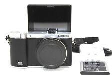 Samsung NX NX3000 20.3MP Fotocamera Digitale Solo Corpo-Nera-USATO