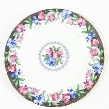 Vintage Paragon Fine Bone China England Salad Plate Sweet Pea