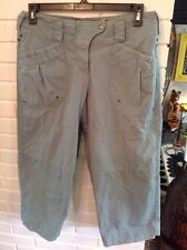 Dick & Jayne Los Angeles EUC Capri Or Cropped Pants Size M