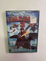 How To Train Your Dragon 2 (DVD, 2014) New - Sealed - FREE SHIPPING