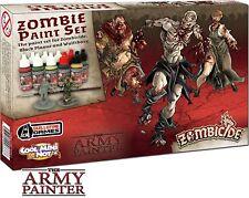 Army Painter Zombicide: Black Plague Paint Set   Farbset, Zombies