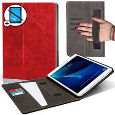 """Custodie e copritastiera rossi per tablet ed eBook pelle , Dimensioni compatibili 10.1"""""""