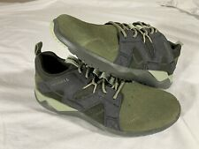 New Merrell Men's 1Six8 Lace Fashion Shoes Sneaker J91913 Size 9 M Dusty Olive