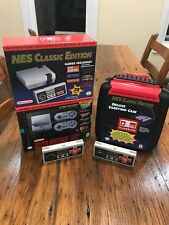 Nintendo NES Classic & SUPER Mini Console EDITIONS 100% AUTHENTIC - BRAND NEW