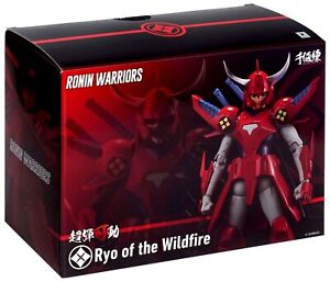 Ronin Warriors Ryo of the Wildfire Action Figure