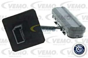 Door Lock System Switch Tailgate VEMO Fits OPEL Insignia A Saloon Karl 1241457