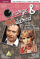George & Mildred Series 1 (DVD, 2013, 2-Disc Set)