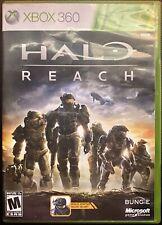Halo Reach Xbox 360 Microsoft Cib