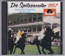 DIE SPITZENREITER 1957 CD ALBUM POLYDOR VARIOUS ARTISTS 18 TITEL