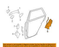 Mercedes MERCEDES-BENZ OEM Rear Door-Lock or Actuator Latch Release 1647303335