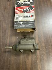1938-1946 Chevy Commercial Gmc Pickup Truck 1/2 Ton Brake Master Cylinder Nos