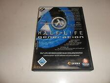 PC HALF-LIFE-Génération v3