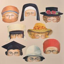 Mamelok Party Pairs Paper Masks (R459)