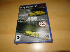 Speed Machines 3   New And Sealed - PS2 pal version