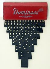 Vintage 1960's Ocean Brand Dominoes - Spear's Games
