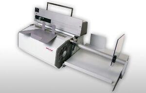 Renz DTP 340A Semi Automatic Paper Punch
