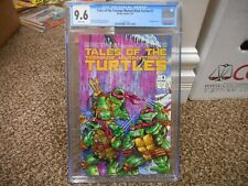 Tales of the Teenage Mutant Ninja Turtles 1 cgc 9.6 Mirage 1987 NM MINT WHITE pg
