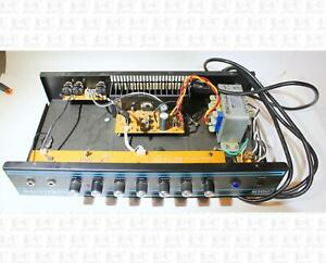 Acoustic B100 Guitar Amp Amplifier Chassis Only * Works *