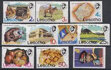 Lesotho 1976 Soggetti diversi  MNH
