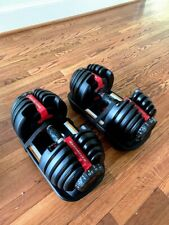 IN HAND | BOWFLEX 552 SelectTech Dumbbell Pair | 2 Set | SHIPS NEXT DAY | UNUSED