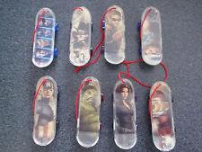 Complete Set of Eight Marvel Avengers Grab Zag Skateboards! Cap Iron Man Thor