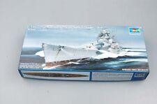 Trumpeter - German Deutscher Kreuzer Admiral Hipper Modell-Bausatz 1:700 NEU OVP