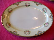 """Meito (Beauty) 16 1/8"""" PLATTER  Exc"""
