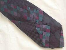Mens Black Blue Red Tie Necktie BUGATTI ~ FREE US SHIP (2761)