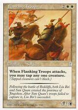 Flanking Troops   EX   Portal: Three Kingdoms   Magic MTG