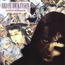 Bruce Dickinson – Tattooed Millionaire (Sanctuary Midline, SMEDD198)