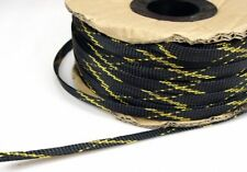 1m Tight Braided PET Expandable Sleeving Cable Wire Sheath Fitness for 9-14 mm