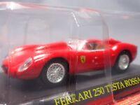 Ferrari Collection 250 TestaRossa 1/43 Scale Box Mini Car Display Diecast vol 6