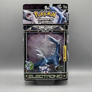 Pokemon Action Figure Diamond & Pearl Series 1 DIALGA Deluxe Electronic 2007 Toy