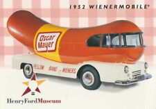 1952 Wienermobile Productmobile Oscar Mayer Henry Ford Print Poster Postcard