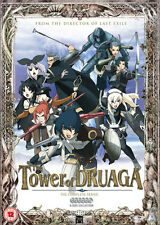 DVD:TOWER OF DRUAGA COLLECTION - NEW Region 2 UK