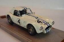 Model box 1/43 AC Shelby Cobra 24h le mans 1963 OVP #822
