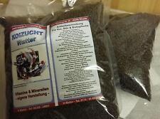 3,5 mm in 2 x 2 kg Vakuumbeutel verschlossen = 4 kg Winterfutter für Koi, Sinkfu
