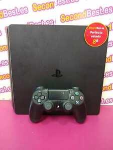 Consola Sony PS4 Playstation 4 Slim 500GB Negro Segunda Mano