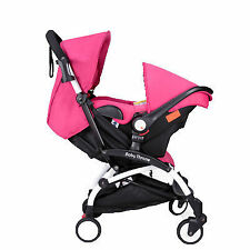 Portable Baby Stroller baby pushchair car light carrying folding High Landscape
