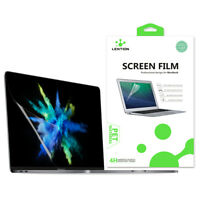 LENTION Clear Screen Protector Cover for MacBook Pro 13 A1706 A1708 A1989 A2159