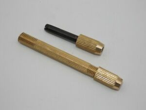 Morsa testa piana ottone orologiaio orologi morsetto tools Brass Hand Vice hobby